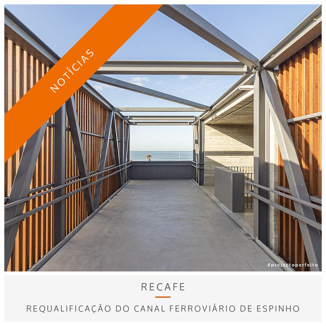 RECAFE - Ponte Pedonal