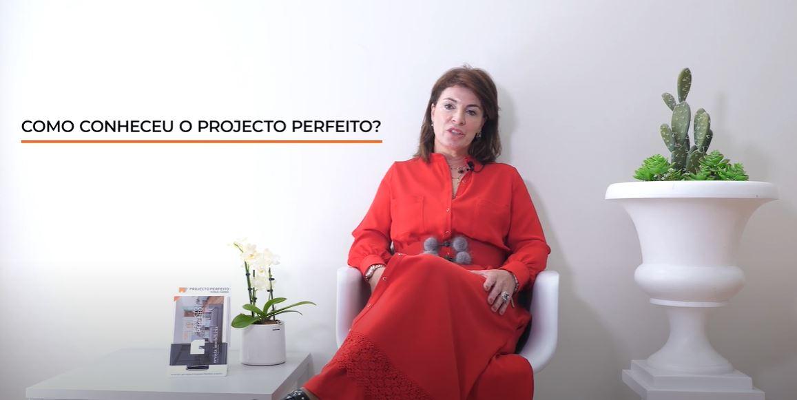 Como conheceu o #ProjectoPerfeito? - Paula Silva