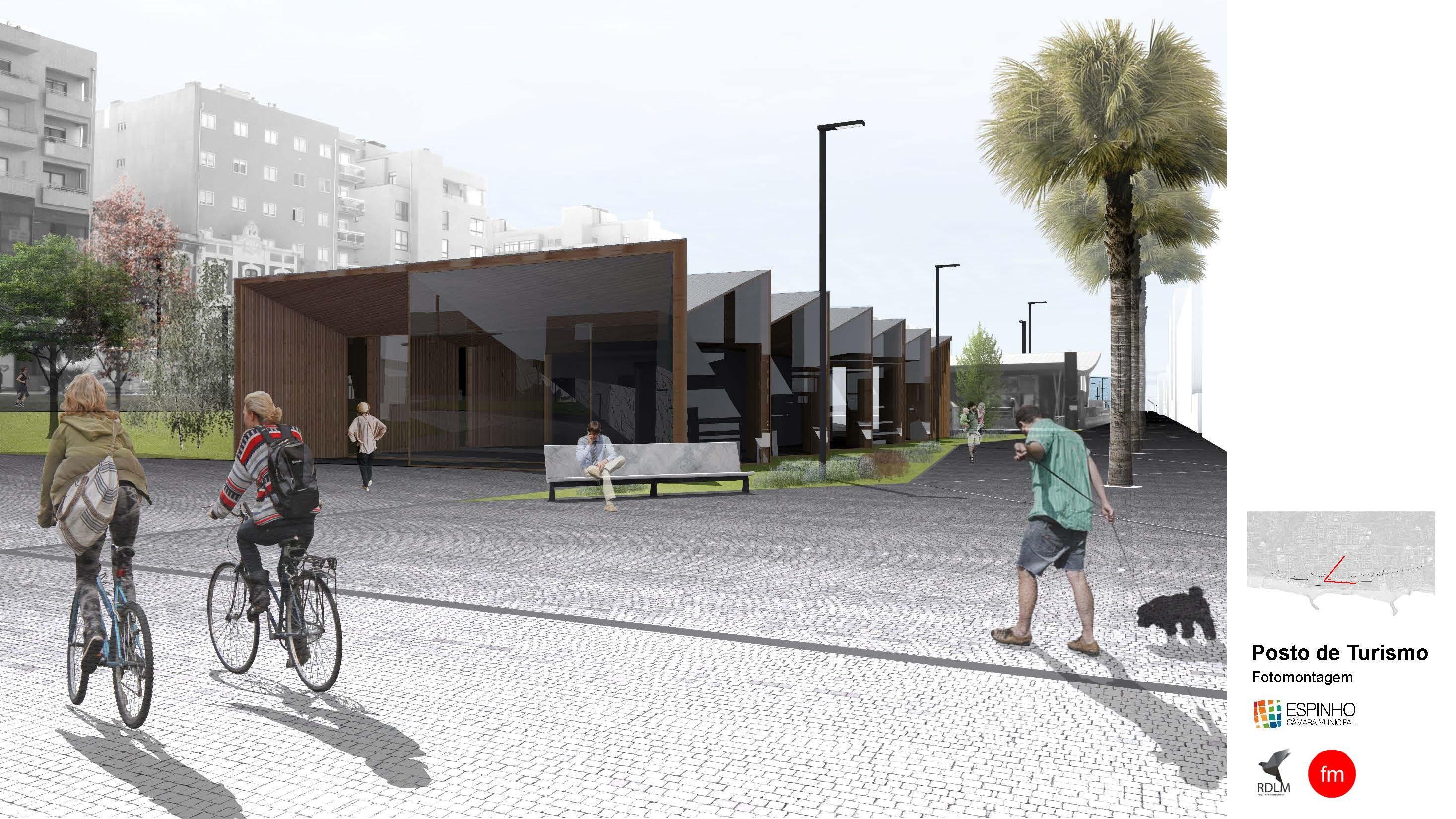 Alameda 8 de Espinho vai ter estacionamento para 500 viaturas